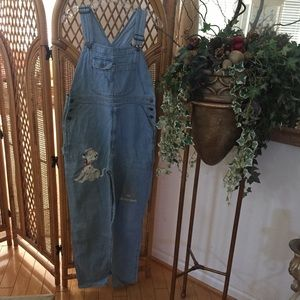 Vintage Overalls with 101 Dalmatians from Disney